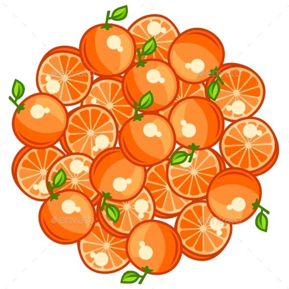 GraphicRiver Orange Background 11175093