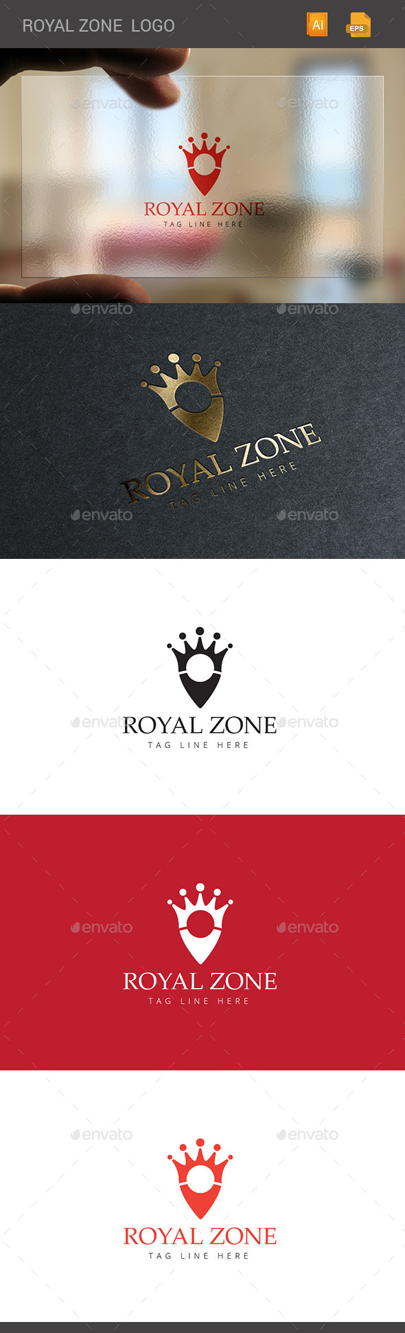GraphicRiver Crown Point 11175187