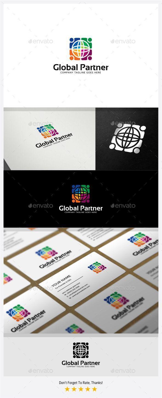 GraphicRiver Global Partner Logo 11175707