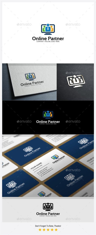 GraphicRiver Online Partner Logo 11175711