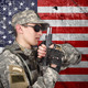 USA soldier with gun - PhotoDune Item for Sale
