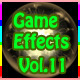 Game Effects Vol.11 - GraphicRiver Item for Sale