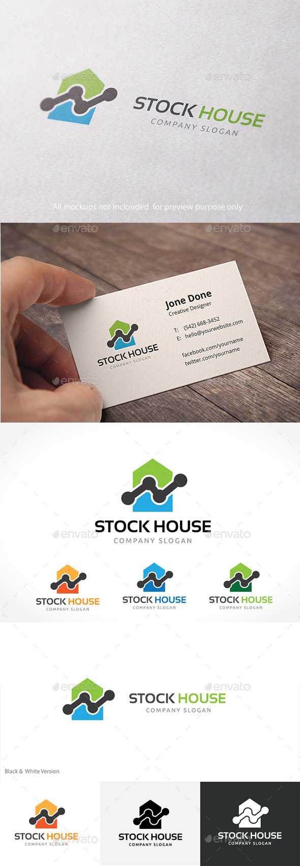 GraphicRiver Stock House 11177329