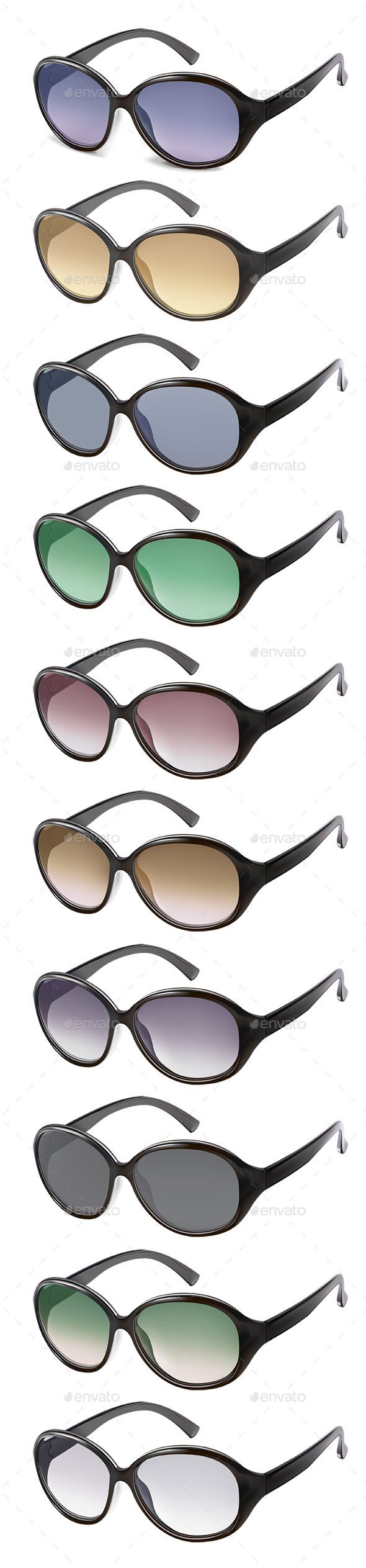 GraphicRiver Sunglasses 11177444
