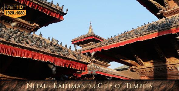 Nepal Kathmandu City of Temples