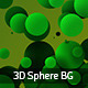 3D Sphere Backgrounds - GraphicRiver Item for Sale