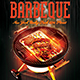 Summer Barbeque Flyer - GraphicRiver Item for Sale