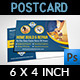Construction Postcard Template - GraphicRiver Item for Sale