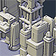 Sci Fi Industrial City Block Pack 02 - 3DOcean Item for Sale