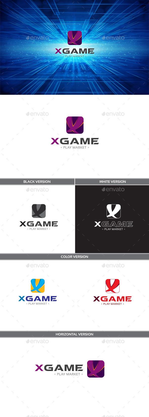 GraphicRiver XGame 11178574