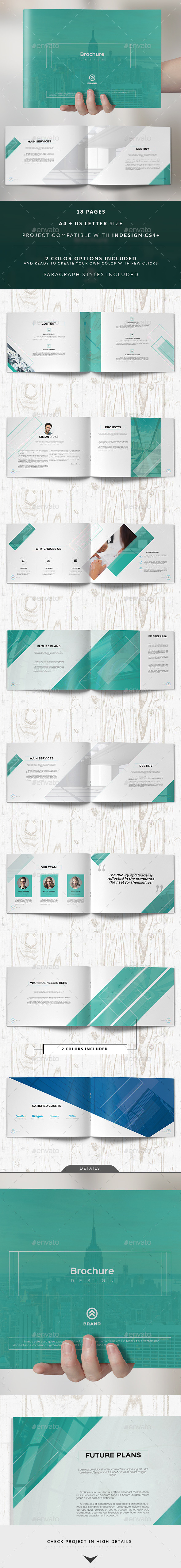 GraphicRiver Multipurpose Business Catalog Brochure 3 11178835