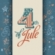 Retro Typography Card Independence Day - GraphicRiver Item for Sale