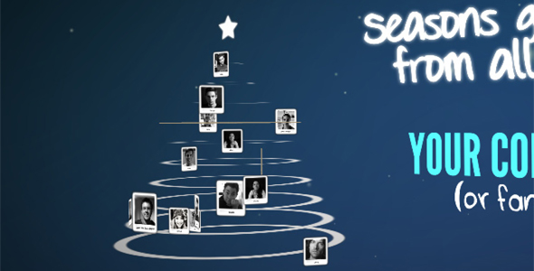After Effects Project - VideoHive Season's Greetings 138250