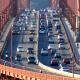 Traffic on Golden Gate
