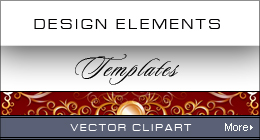Design Elements, Templates, Logos