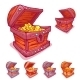 Treasure Chest - GraphicRiver Item for Sale