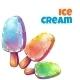 Ice Creams - GraphicRiver Item for Sale