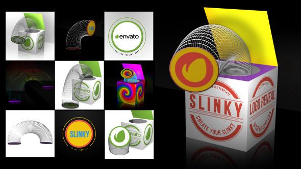 Logo Slinky (Logo Stings)