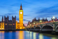 Big Ben and House of Parliament at Night - PhotoDune Item for Sale