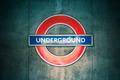 Underground sign - PhotoDune Item for Sale