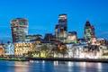 London Skyline At Night - PhotoDune Item for Sale