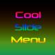 Cool Slide-In Menu - ActiveDen Item for Sale