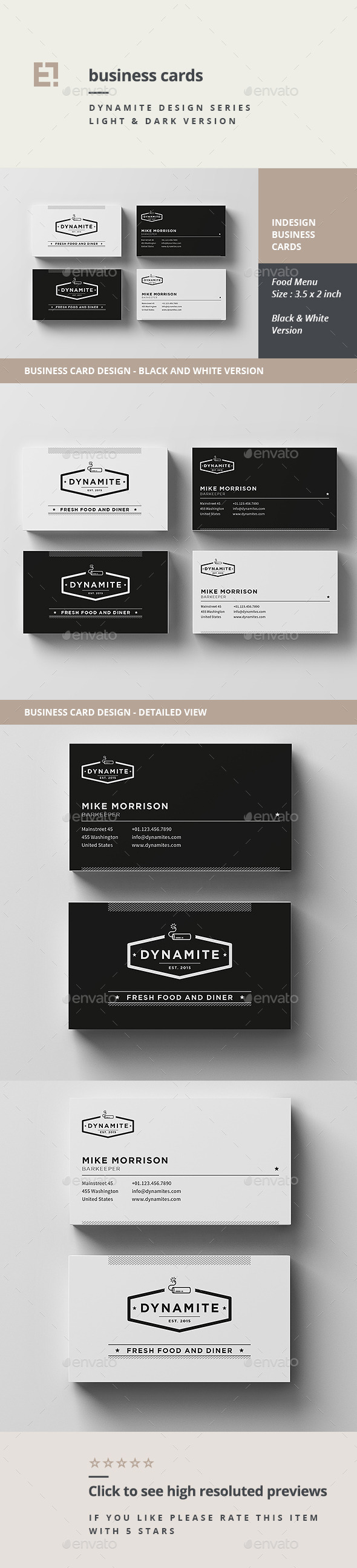 GraphicRiver Business Cards 11181942