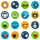 Car Service Icons - GraphicRiver Item for Sale