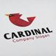 Cardinal Logo - GraphicRiver Item for Sale