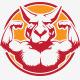 Kangaroo Gym Logo Template - GraphicRiver Item for Sale