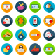 Hacker Icons - GraphicRiver Item for Sale