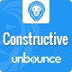 Constructive - Contractors Unbounce Landing Page - Unbounce Landing Pages Marketing