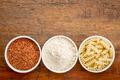quinoa grain, flour and pasta - PhotoDune Item for Sale