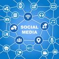 Social Media Concept - PhotoDune Item for Sale