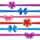 Bows and Ribbons Set - GraphicRiver Item for Sale