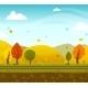 Game Park Landscape - GraphicRiver Item for Sale