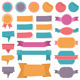 Labels Ribbon Banners - GraphicRiver Item for Sale