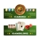 Casino Banners Set - GraphicRiver Item for Sale