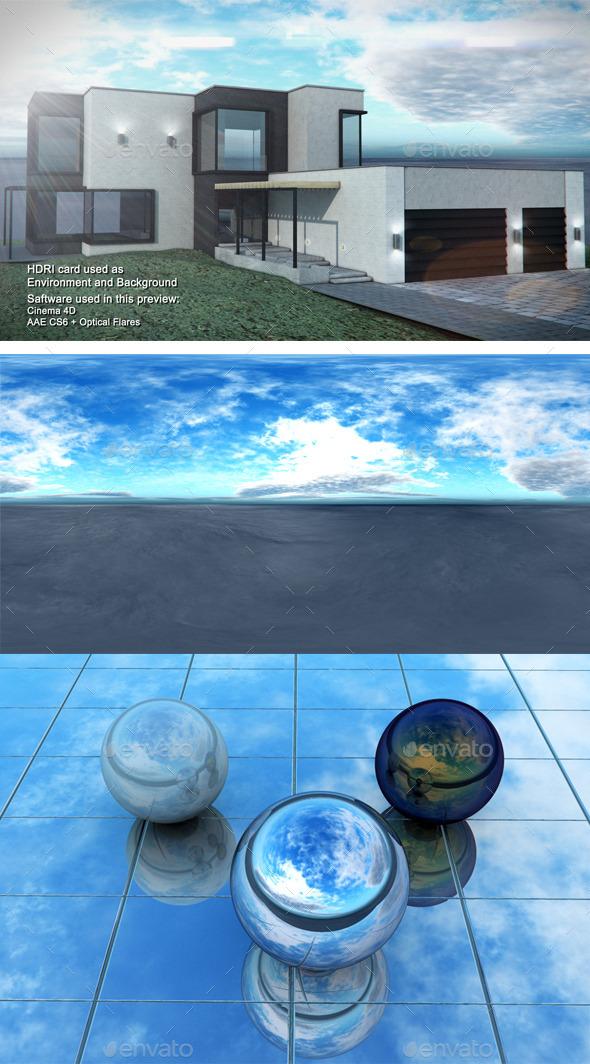 Daylight Desert 12 - 3DOcean Item for Sale