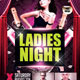 Ladies Night - GraphicRiver Item for Sale