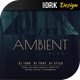 Minimal Ambient Night Flyer - GraphicRiver Item for Sale