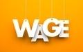 Wage - PhotoDune Item for Sale