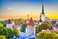 Tallinn Skyline - PhotoDune Item for Sale
