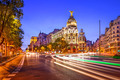 Madrid Spain Cityscape - PhotoDune Item for Sale