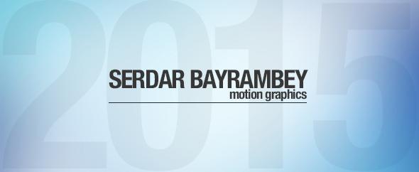 serdarbayrambey
