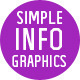 Simple Infographics - VideoHive Item for Sale