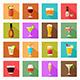 Drinks Symbols  - GraphicRiver Item for Sale