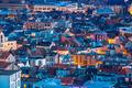 Antwerp Belgium at dusk - PhotoDune Item for Sale
