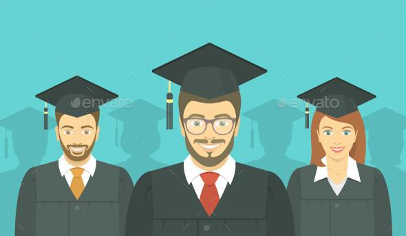 GraphicRiver Graduation 11192613