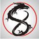 Dragon Eight Logo - GraphicRiver Item for Sale